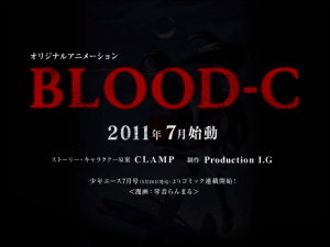 Blood - C