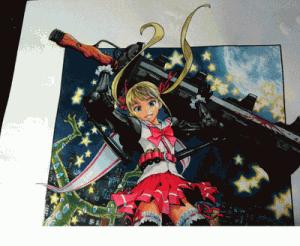 Yuusuke Murata reveals Magical Girl Work