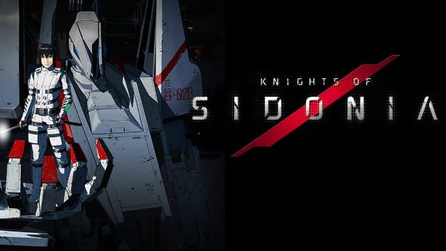 Knights of Sidonia licensed for DVD and Blu-ray